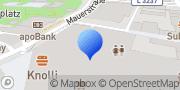 Karte dm-drogerie markt Kassel, Deutschland