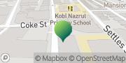 Map Best training Centre London, United Kingdom