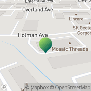Map University of Mary - Billings Campus Billings, United States