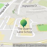 Map Quarry Lane School Dublin, United States