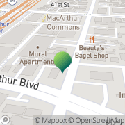 Map Moler Barber College Oakland, United States