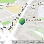 Map Academia de Música y Danza Citara Santa Cruz de Tenerife, Spain