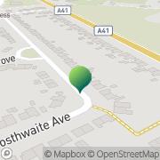 Map Info-Gate Direct Ltd Wirral, United Kingdom