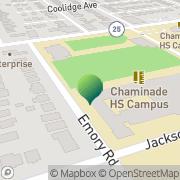 Map Get The Edge Academies Mineola, United States