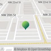 Map Cesar Vallejo College Miami, United States