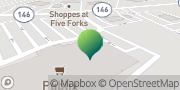 Map Kumon Math and Reading Center of Simpsonville - Five Forks Simpsonville, United States