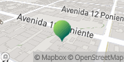 Map Vickyflor Puebla, Mexico