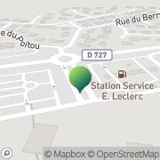 Carte de Ecole Primaire Saint Nicolas Montmorillon, France