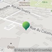 Carte de Ecoles Maternelles Châteauroux, France