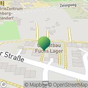 Karte Ulrike Bauer Businesstraining Nürnberg, Deutschland