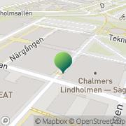 Karta Mikael Elias Teoretiska Gymnasium Göteborg, Sverige