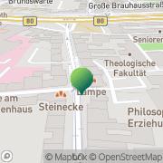 Karte Ende Gisela Musikerzieher Halle, Deutschland