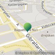 Karta Jubileumsklinikens Forskningsfond mot Cancer, Stiftelsen Göteborg, Sverige