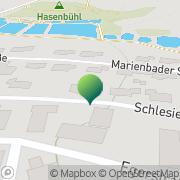 Karte Robert Rasp Baumpflege-Dienstleistungen Tirschenreuth, Deutschland