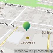 Karte Leucorea Narberhausen, Deutschland
