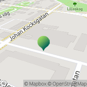 Karta Kunskapsskolan Trelleborg Trelleborg, Sverige