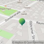 Karte Reden ist Gold - Systemische Praxis am Helmholtzplatz Berlin, Deutschland