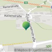 Karte Aromainstitut Pichler Marchtrenk, Österreich