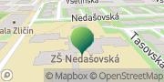 Map Základní škola a Mateřská škola Praha 5 - Zličín, Nedašovská 328, příspěvková organizace Prague, Czech Republic