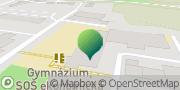 Map Gymnázium, Střední odborná škola ekonomická a SOU, Kaplice, Pohorská 86 Kaplice, Czech Republic