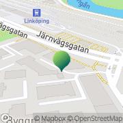 Karta N B V Östergötland Linköping, Sverige