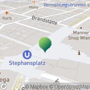 Karte ICFL Inc Wien, Österreich
