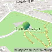 Karta Enskede Byskola Sticklinge, Sverige