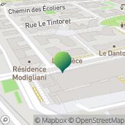 Carte de Cesti Courbevoie, France