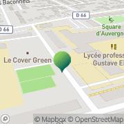Carte de Mairie Massy, France