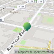 Carte de Mairie Montrouge, France