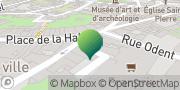 Carte de Unique Coaching Senlis, France