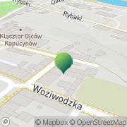 Mapa Niepubliczne Przedszkole Katolickie Łomża, Polska