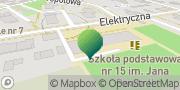 Mapa Międzynarodowa Szkoła Matematyki Lublin, Polska