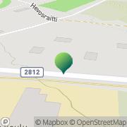 Kartta Ypäjän kunta Kartanon koulu Ypäjä, Suomi