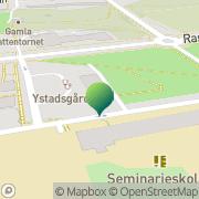 Kartta Raaseporin kaupunki Seminarieskolan Tammisaari, Suomi