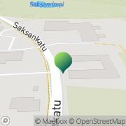 Kartta Forssan kaupunki Heikan ala-aste Forssa, Suomi