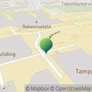 Kartta Tampereen teknillinen yliopisto Automaatio-, kone- ja materiaalitekniikan tiedekunta Tampere, Suomi