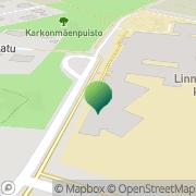 Kartta Tampereen kaupunki Linnainmaan koulu Tampere, Suomi
