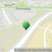 Kartta Hämeenlinnan kaupunki Ahveniston yläaste Hämeenlinna, Suomi