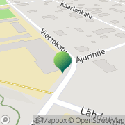 Kartta Hämeenlinnan kaupunki Hämeenlinnan lukio Hämeenlinna, Suomi
