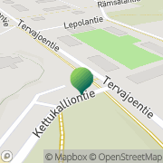 Kartta Janakkalan kunta Tervakosken koulu Tervakoski, Suomi