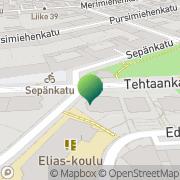 Kartta Elias-koulu Helsinki, Suomi