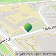 Kartta Helsingin kaupunki Oulunkylän ala-aste Helsinki, Suomi