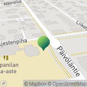 Kartta Helsingin kaupunki Tapanilan ala-aste Helsinki, Suomi