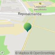 Kartta Helsingin kaupunki Laajasalon ala-aste Helsinki, Suomi