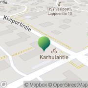 Kartta Koulutusfirma Raine Manninen Oy Helsinki, Suomi