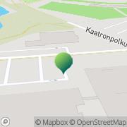 Kartta Suonenjoen kaupunki Kaatron koulu Suonenjoki, Suomi
