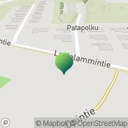 Kartta Mikkelin kaupunki Vanamon koulu Kattilansillan yksikkö Mikkeli, Suomi