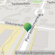 Kartta Mikkelin kaupunki Lyseon lukion aikuislinja Mikkeli, Suomi