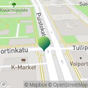 Kartta Kuopion kaupunki lyseon lukio IB-linja Kuopio, Suomi